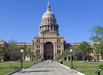 State Capitol, Austin, Texas, A True P.I